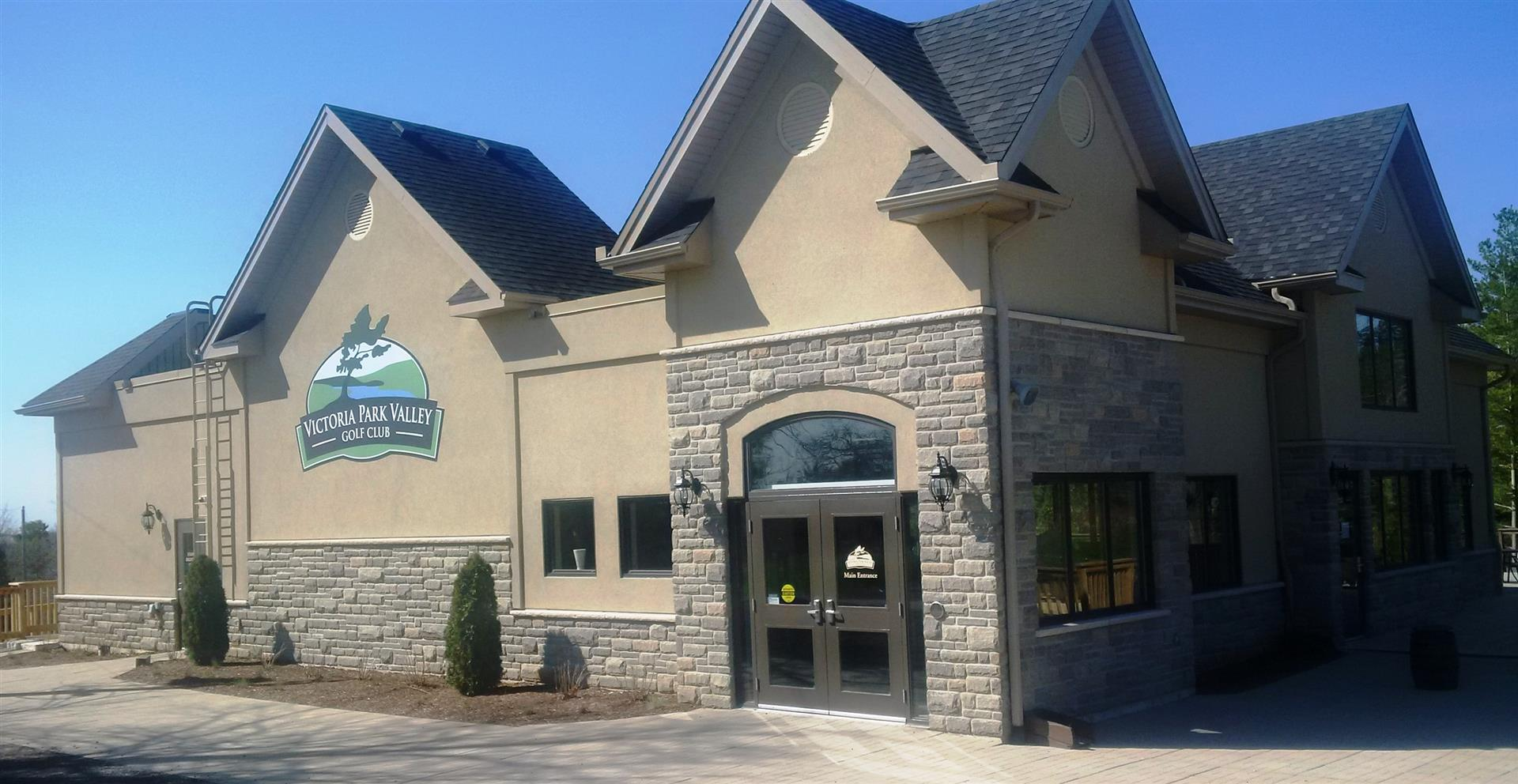Clubhouse at Victoria Park Valley Guelph