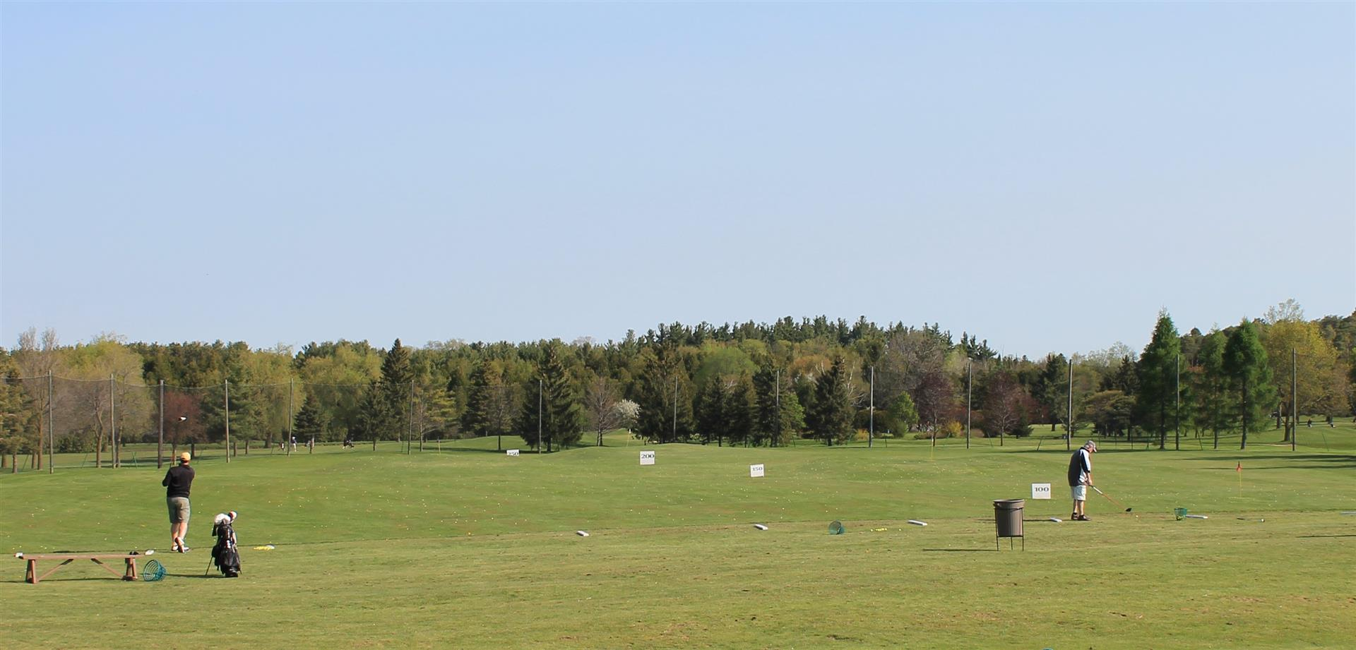 Driving Range Victoria Park East Guelph