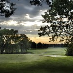 Victoria Park Valley Golf Course Guelph in the fall