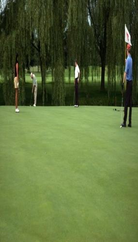 13th green Victoria Park East Golf Club Guelph
