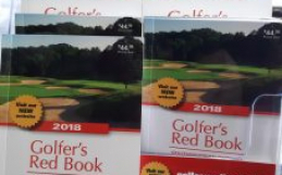 2018 Golfer's Red Book