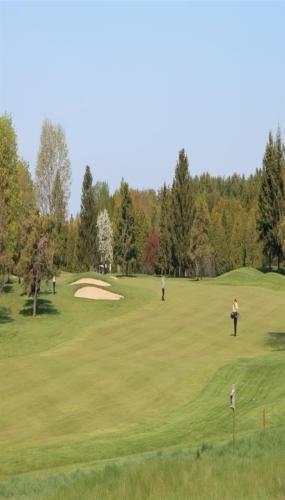 3rd fairway Victoria Park East Golf Club Guelph