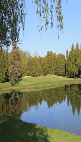 4th hole Victoria Park East Golf Club Guelph