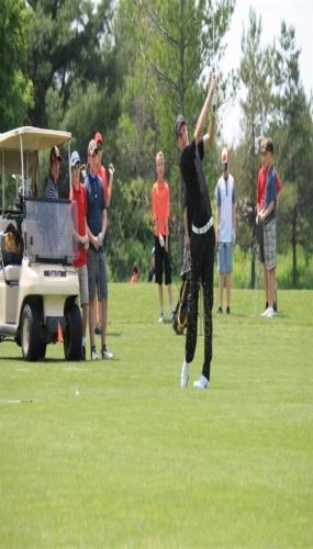 Junior Field Day at Victoria Park Valley Golf Club Guelph