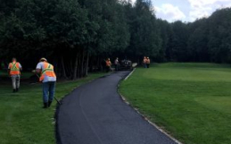 Cart Path Improvements