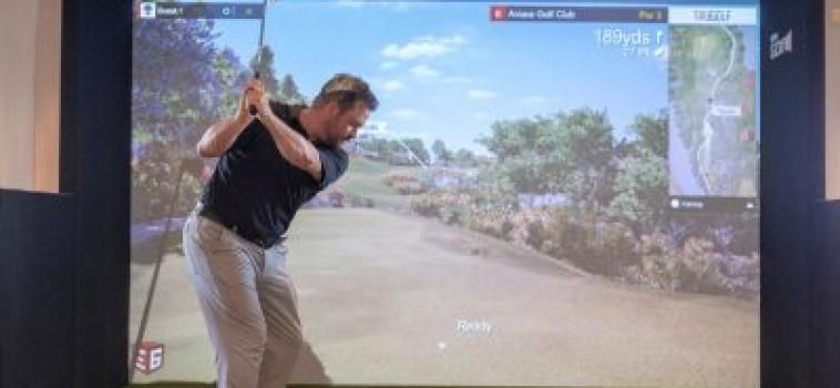 Indoor Golf Starting Soon!