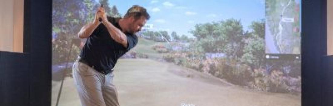 Indoor Golf Special!