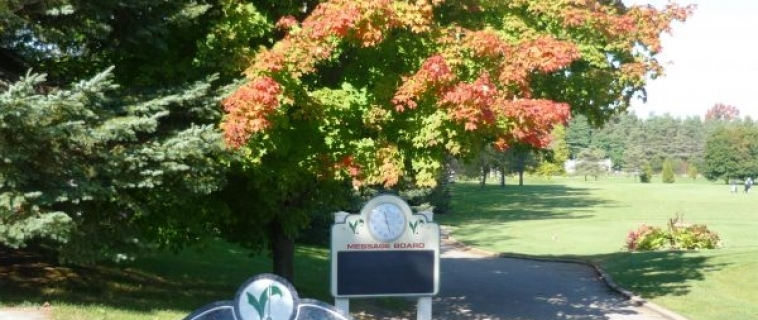 Have a Fall Golf Day!