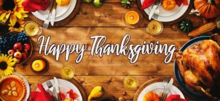 Pick-Up Thanksgiving Dinner
